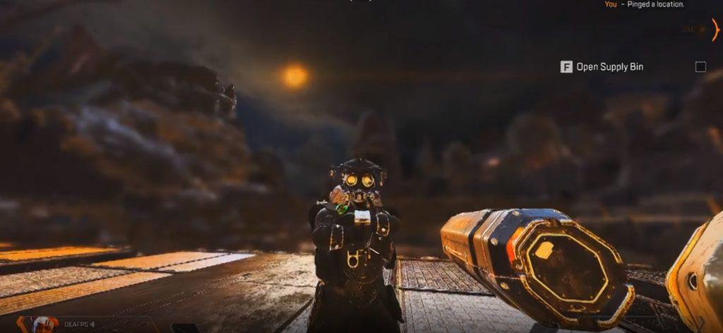 Gracz pokazuje, jak wyglądałby tryb nocny w Apex Legends!