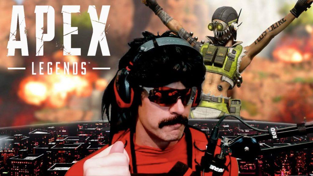 Uwielbiam Apex, ale czuje się, jakby grał w demo – Dr Disrespect