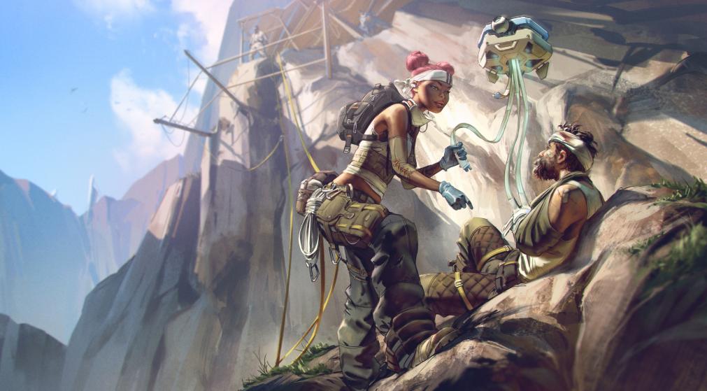 Apex Legends to najszybciej rosnąca gra EA w historii!