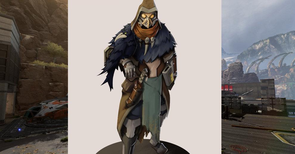 Gracze proponują skórkę do Bloodhound w Apex Legends!