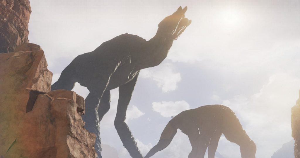 Błąd w Apex Legegends pozwala graczom wejść do nogi wielkiego lewiatana!
