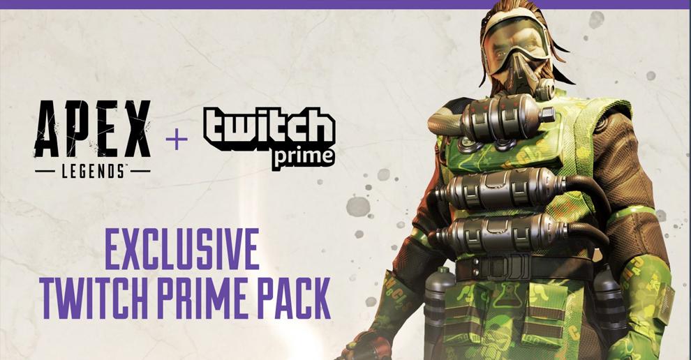 Caustic z Apex Legends otrzymał nową skórkę z Twitch Prime. Już do odebrania