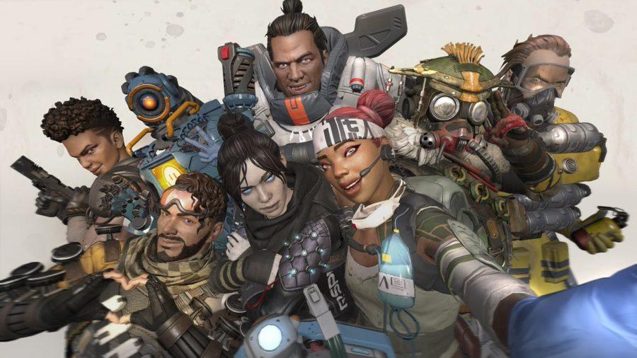 Wyciekła pełna lista nadchodzących bohaterów w Apex Legends