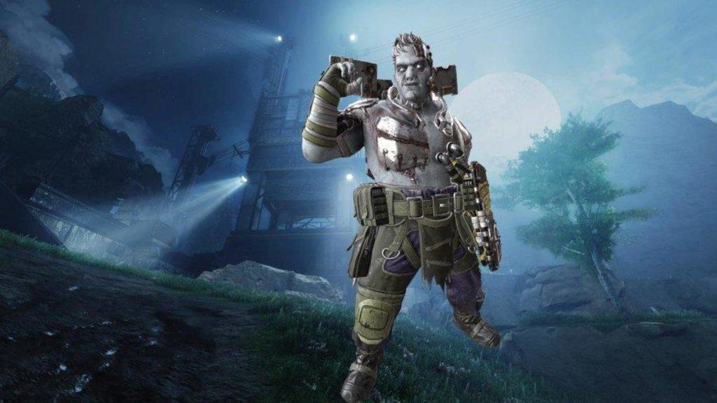 Wyciekły halloweenowe skórki do broni w Apex Legends