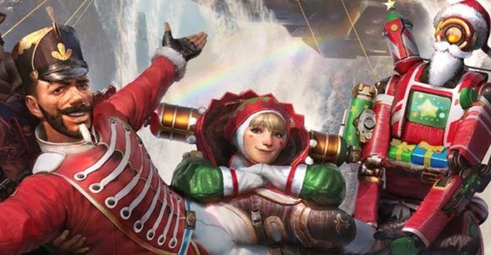 Świąteczne skiny do Apex Legends ujawnione. Wyglądają cudnie