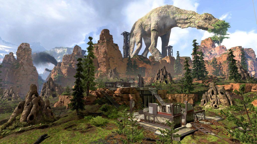 Kiedy Kings Canyon z pierwszego sezonu Apex Legends będzie dostępne?