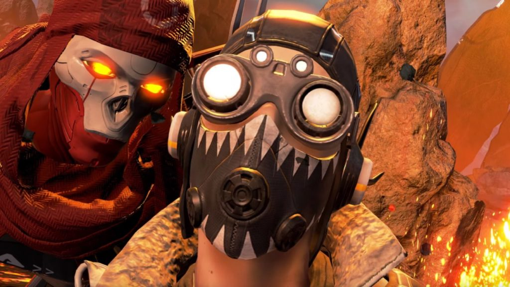 Wyciekła skórka Twitch Prime dla Revenanta, nowej legendy w Apex Legends