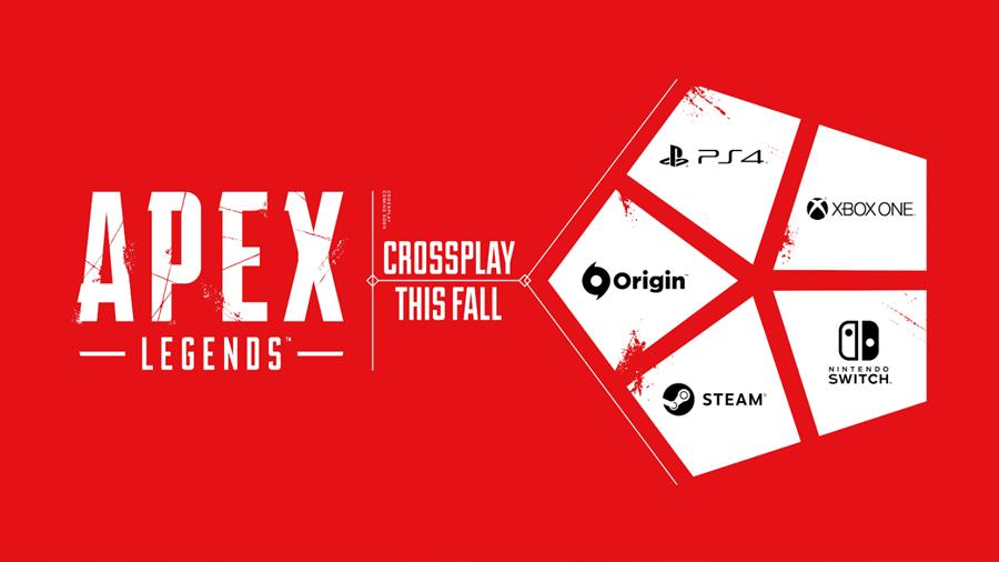 Apex Legends na Steam i Nintendo Switchu. Dodatkowo twórcy umożliwią crossplay